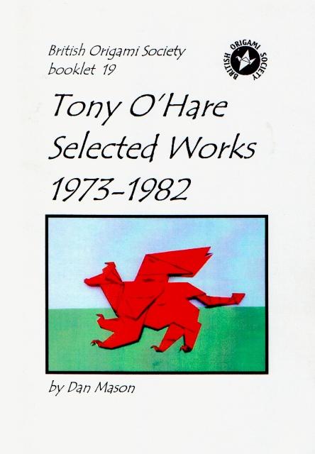 Tony Ohare Paperfolder